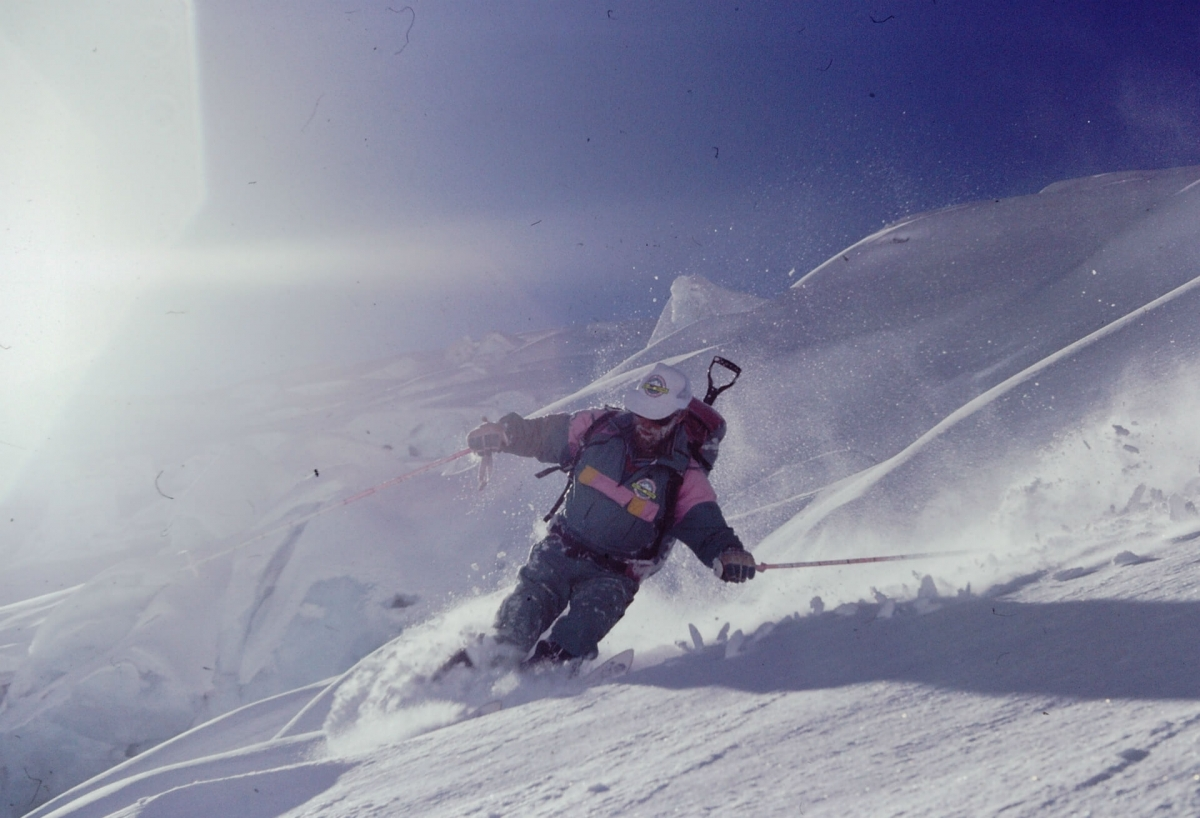 HarrisMountainsHeliski Blog Historical Powder Skiing