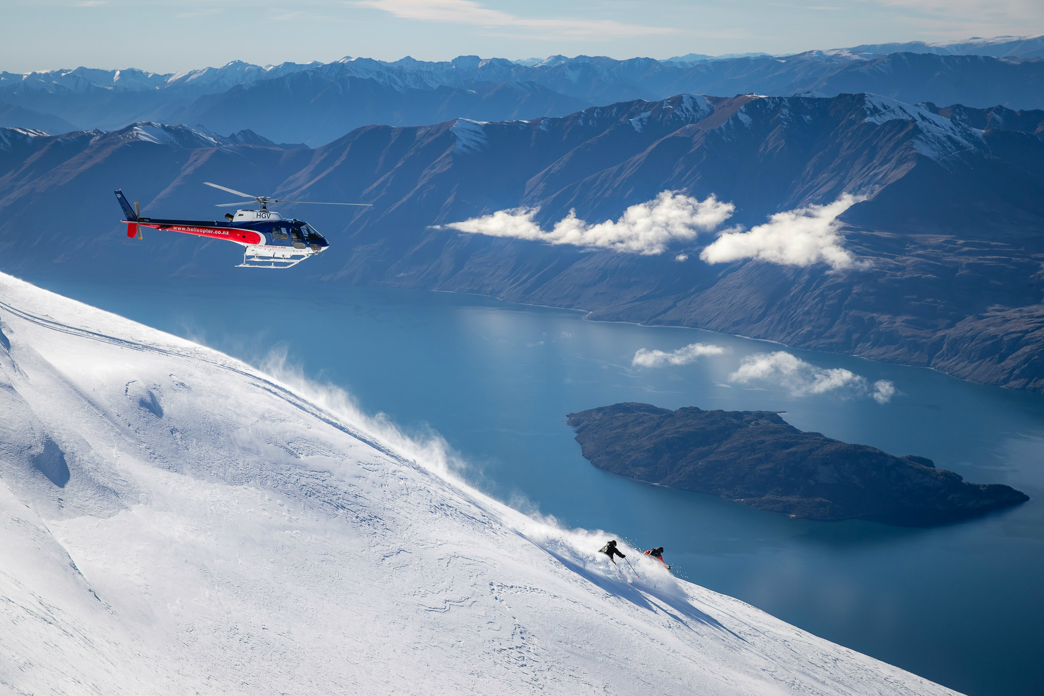 Spring Heli Skiing You Won T Be Able To Resist Harris
